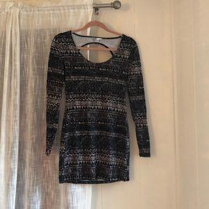 Volcom Dresses - Volcom bodycon mini dress